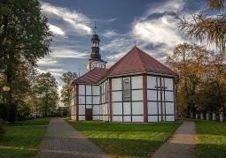 Kościół św. Stanisława Biskupa i Męczennika - Jelcz-Laskowice