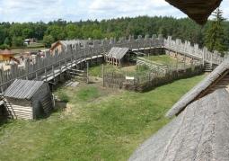 Skansen Archeologiczny Grodzisko - Owidz