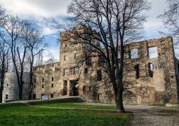 Zamek w Ząbkowicach