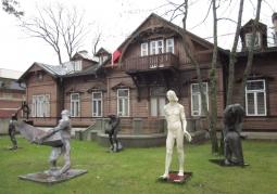 Budynek Muzeum Rzeźby