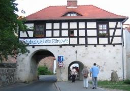 Brama obronna w Łagowie