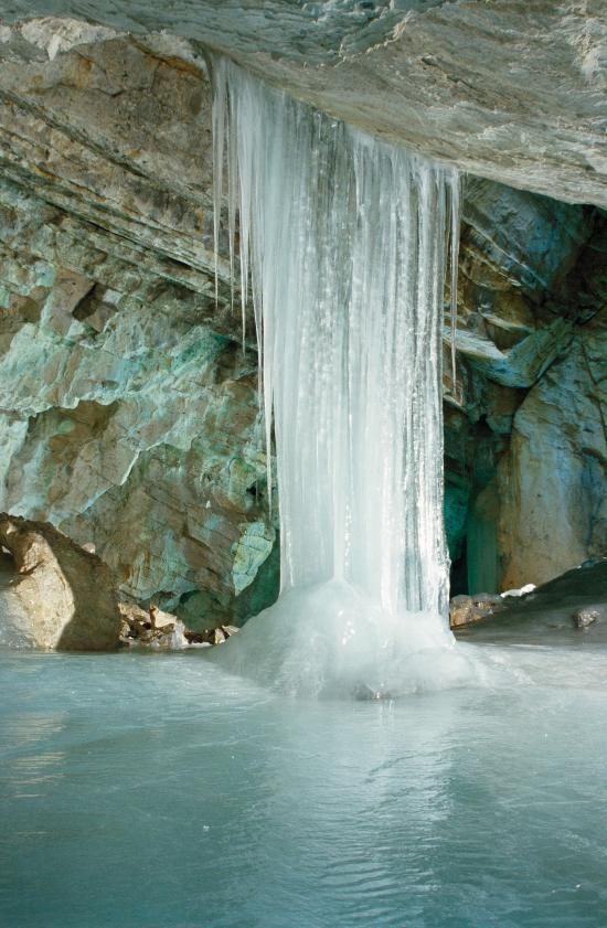 Jaskinia Lodowa w Szczyrku