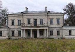 Panorama pałacu Rastawieckiego