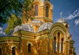 Cerkiew po remoncie