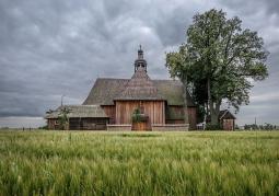 Kościół z oddali