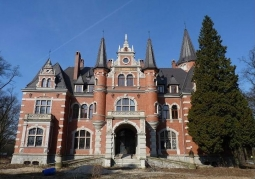 Pałac Karola Scheiblera - Kwietno