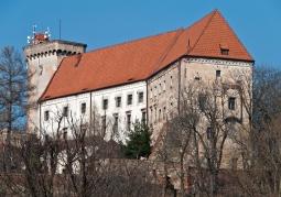Zamek biskupi - Otmuchów
