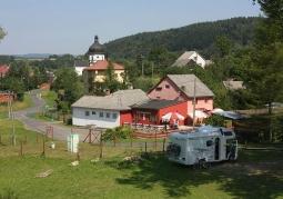 Widok ogólny wsi