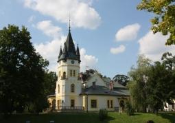 Pałac Biesa - Olszanica