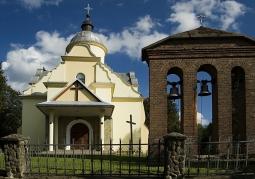 Cerkiew Wniebowzięcia Matki Bożej - Olszanica