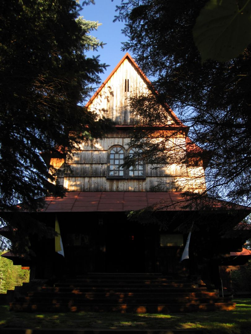 Kościół parafialny w Dwerniku