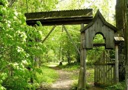 Cmentarz prawosławny i cerkwisko - Beniowa