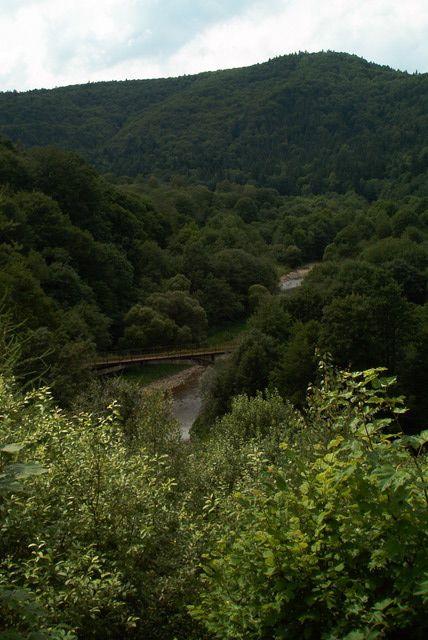 Rezerwat przyrody Przełom Osławy pod Duszatynem