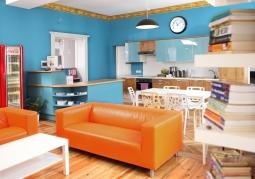 Kuchnia dostępna dla gości