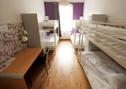 Pokoj hostelowy 6 osobowy
