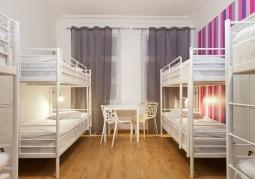 Pokój hostelowy 8 osobowy