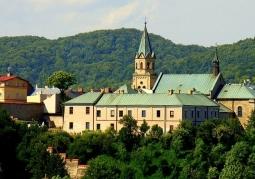 Zabudowania klasztorne w Sanoku