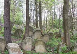 Cmentarz żydowski Kirkut - Lesko