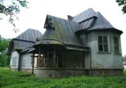 Dwór Tarnawieckich - Bykowce