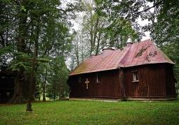 Zespół cerkiewny św. Mikołaja - Polana