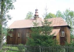 Cerkiew od południa