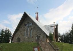 Kościół pw. Bł. Achillesa Puchały - Werlas