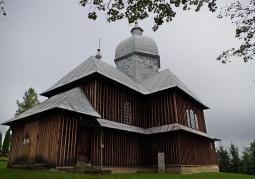 Cerkiew w Hoszowczyku