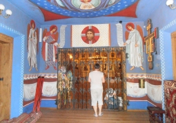 Cerkiew p.w. Przemienienia Pańskiego - Święta Góra Grabarka