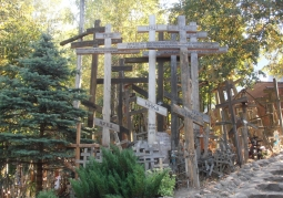 Krzyże pątnicze - Święta Góra Grabarka