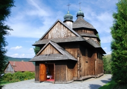 Cerkiew Narodzenia Matki Bożej - Krościenko