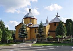 Cerkiew św. Paraskewy - Leszczowate