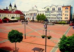Rynek Starego Miasta - Sanok