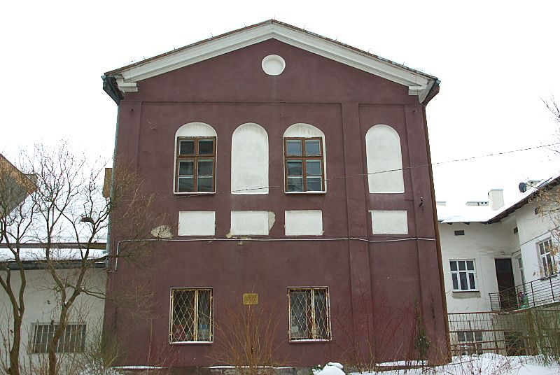 Mała Synagoga w Sanoku