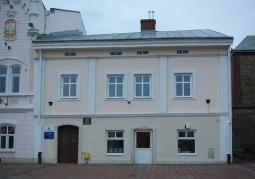 Kamienica Borczykówka - Rynek Starego Miasta