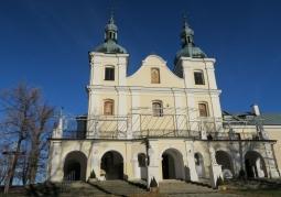 Klasztor i Sanktuarium Maryjne - Kalwaria Pacławska