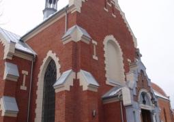 Kościół pw. Matki Boskiej Królowej Polski - Ustrzyki Dolne