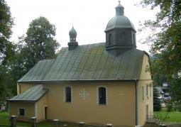 Cerkiew Zaśnięcia NMP - Ustrzyki Dolne