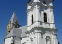 Kościół Nawiedzenia NMP - Lesko