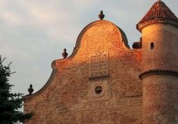 Szczyt synagogi