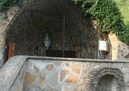 Kaplica przy źródełku w Zwierzyniu