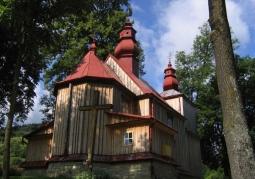 Cerkiew św. Paraskewii - Hołuczków
