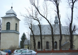 Cerkiew katedralna Świętej Trójcy - Sanok