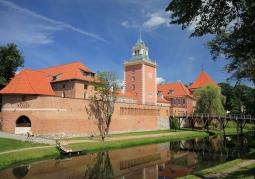 Zamek Biskupów Warmińskich - Lidzbark Warmiński