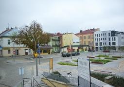 Plac św. Michała - Sanok