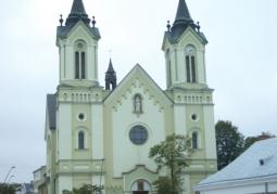 Kościół pw. Przemienienia Pańskiego - Sanok