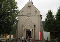 Kościół parafialny w Cisnej