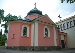 Cerkiew św. Dymitra - Sanok