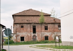 Ruiny Synagogi - Cieszanów