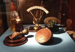 Eksponaty Muzeum Mikołaja Kopernika