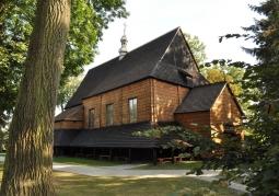 Kościół św. Wojciecha - Gawłuszowice
